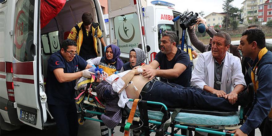 Lastik-İş Genel Başkanı Abdullah Karacan'a silahlı saldırı