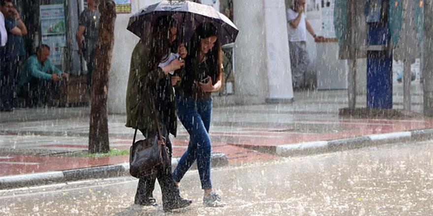 Meteoroloji'den 3 ile kuvvetli yağış uyarısı (Son hava durumu)