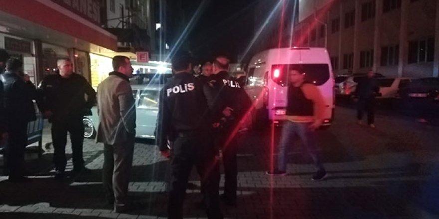 Belediye başkanına silahlı saldırı