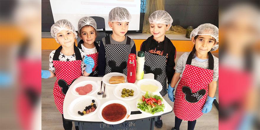 Oya Akın Yıldız Okulları Dünya Ekmek Gününü kutladı