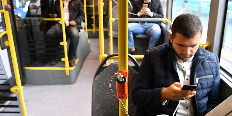 EGO otobüslerinde şarj dönemi başladı