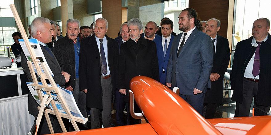 Başkan Tuna İvedik Organize Sanayi'nde