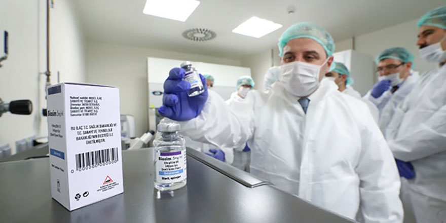 Türkiye ilk defa kendi kanser ilacını üretmeyi başardı