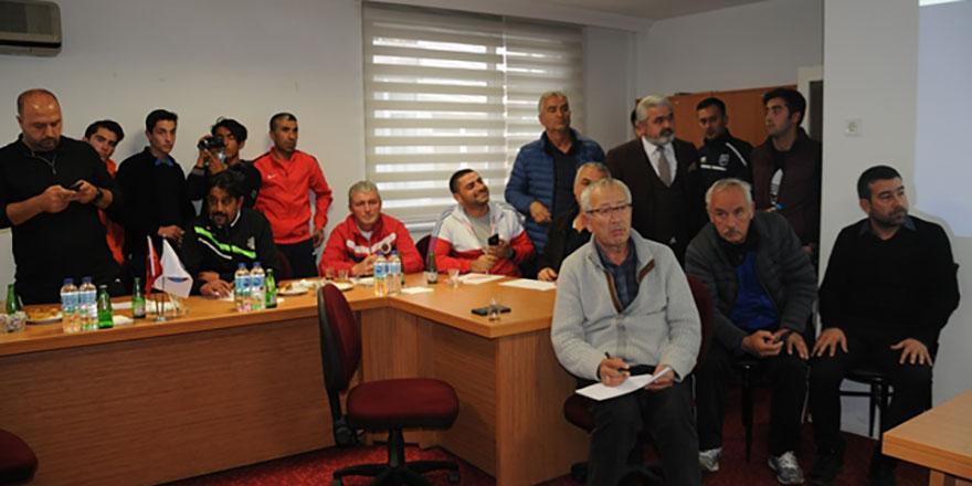 U17 Play-Off Ligi fikstürü çekildi