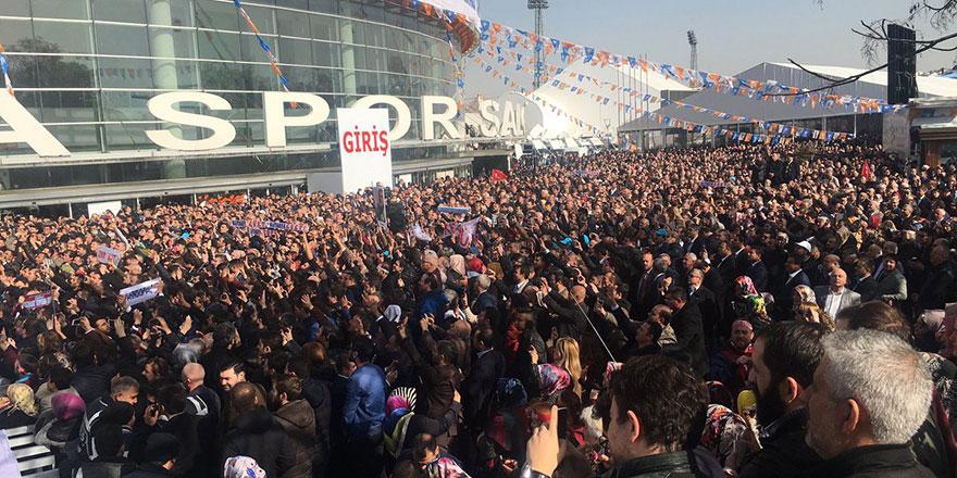 AK Parti Ankara'da temayül heyecanı