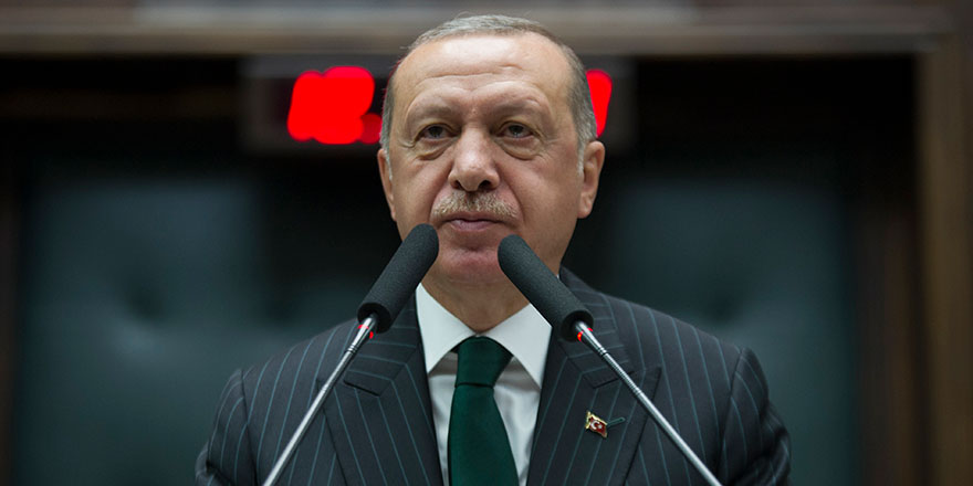 Cumhurbaşkanı Erdoğan'dan AİHM'e Demirtaş tepkisi