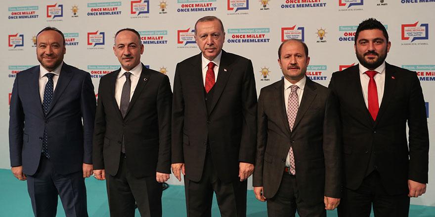 Cumhurbaşkanı Erdoğan ikinci kez Saygılı dedi