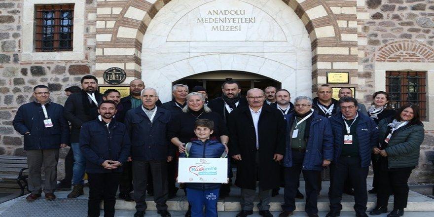 Baran: Ankara'nın her yerinden tarih fışkırıyor