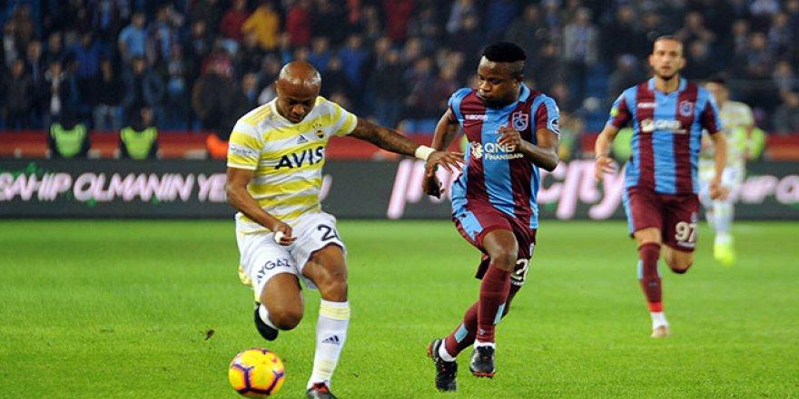 Trabzonspor 8 yıllık hasreti bitirdi