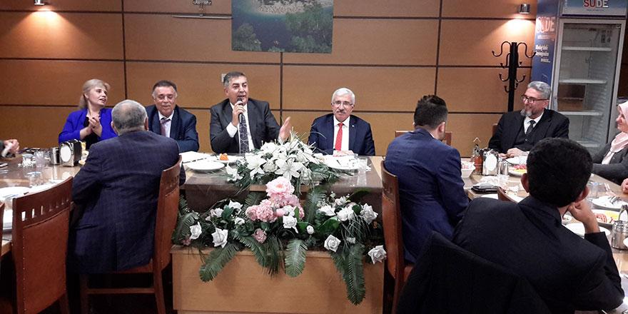 Hilmi Gökçınar: Kırşehirlilerin siyasetteki yeri çok büyük
