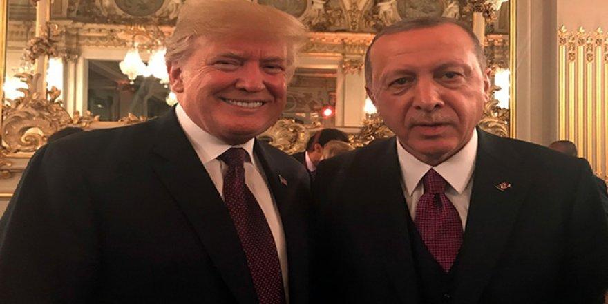 Erdoğan ve Trump'ın görüşeceği saat belli oldu