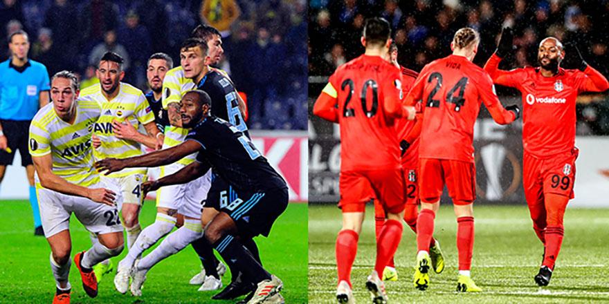 Fenerbahçe garantiledi, Beşiktaş son haftaya bıraktı