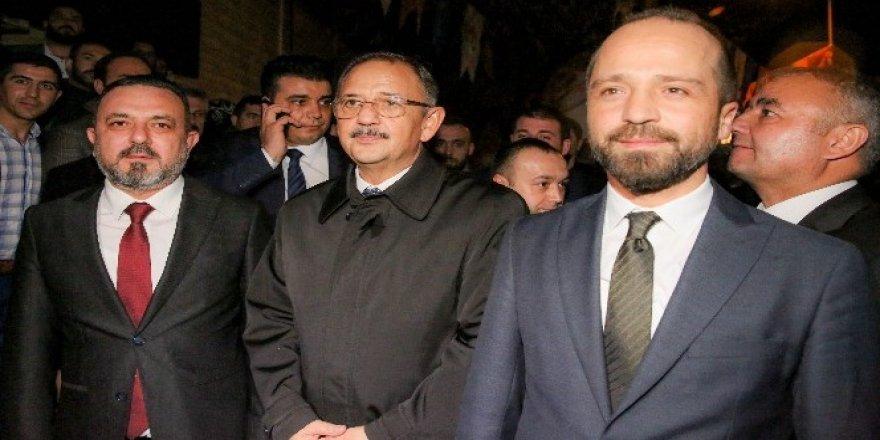 Sincan'da AK Parti'den coşkulu İlçe Danışma Meclisi Toplantısı