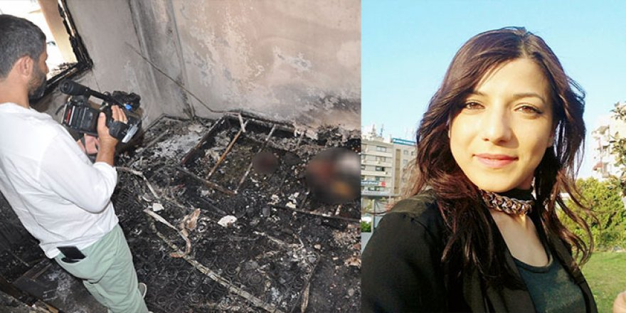 Öldürülerek cesedi yakılan Sibel Çelik'in katil zanlısı Almanya'da yakalandı