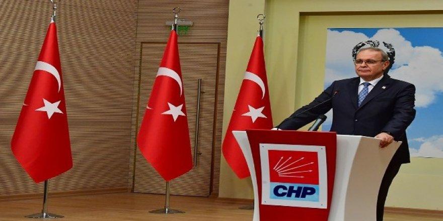 CHP'den Ankara ve İstanbul adayları açıklaması yapıldı
