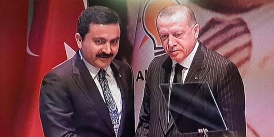 Kırşehir'de Yaşar Bahçeci yeniden aday