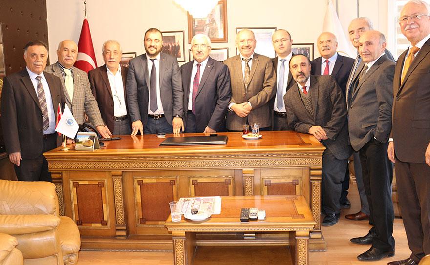 Onur Köksal: Kırşehir'de işsiz genç kalmayacak
