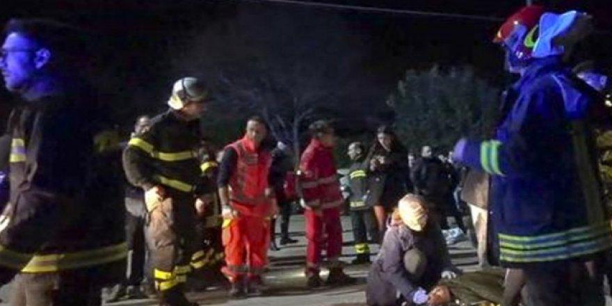 Gece kulübünde izdiham: 6 ölü 20 yaralı