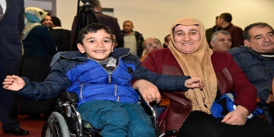 Ankara Büyükşehir Belediyesi 'Dünya Engelliler Günü' etkinliği düzenledi
