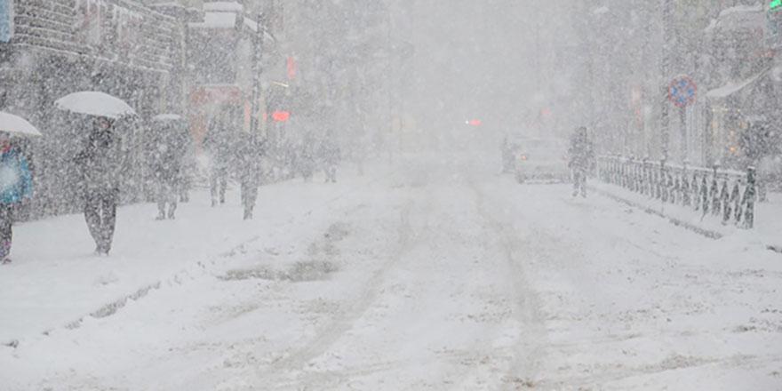 Meteoroloji uyardı:Sibirya soğukları kapıda