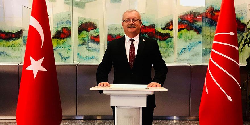 CHP belediye başkan aday adayı Nedim Gümüş iddialı geliyor