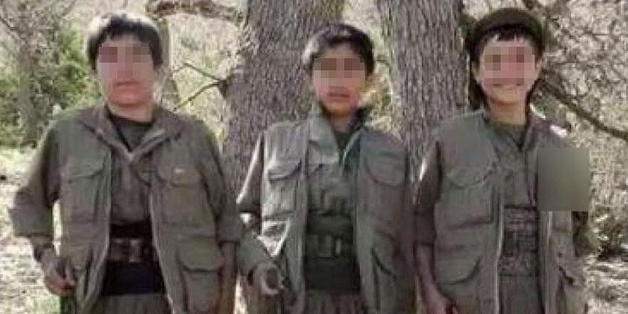 Terör örgütü PKK çocuk avında