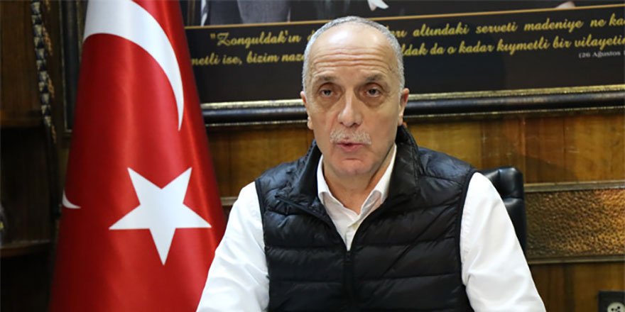 TÜRK-İŞ Başkanı Ergün Atalay'dan ikinci 'sarı yelekliler' çıkışı