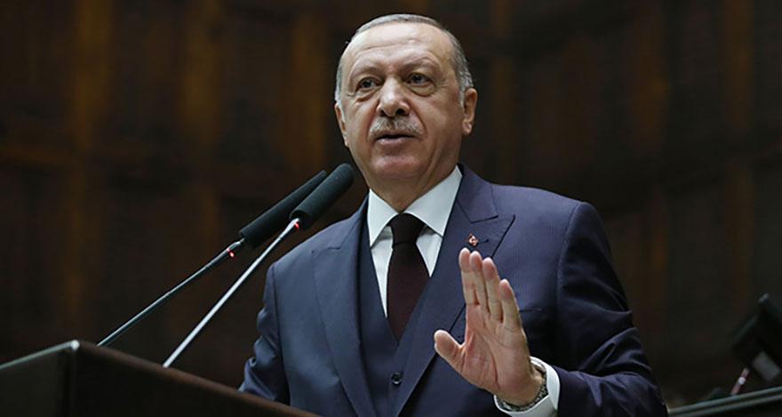 Cumhurbaşkanı Erdoğan'dan operasyon açıklaması
