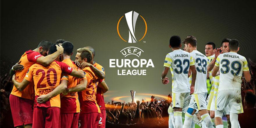 İşte Fenerbahçe ve G.Saray'ın muhtemel rakipleri