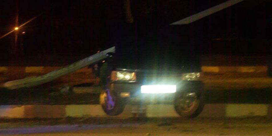 Kırşehir'de trafik kazası: 1 ölü
