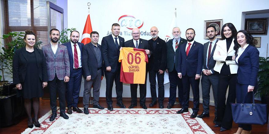 Galatasaray'ın başarılarıyla gururlandık