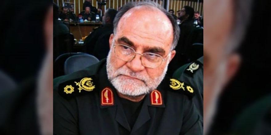 İranlı general yanlışlıkla kendini vurdu