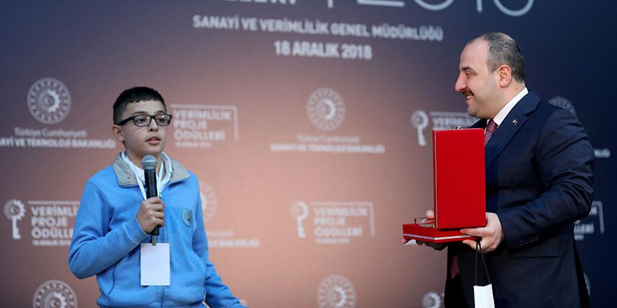 Verimlilik Proje Ödülleri sahiplerini buldu