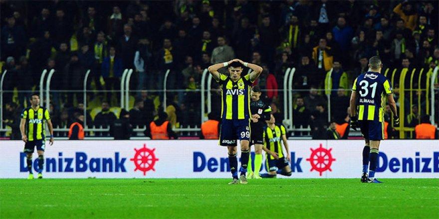 Fenerbahçe bu sezon dibi gördü