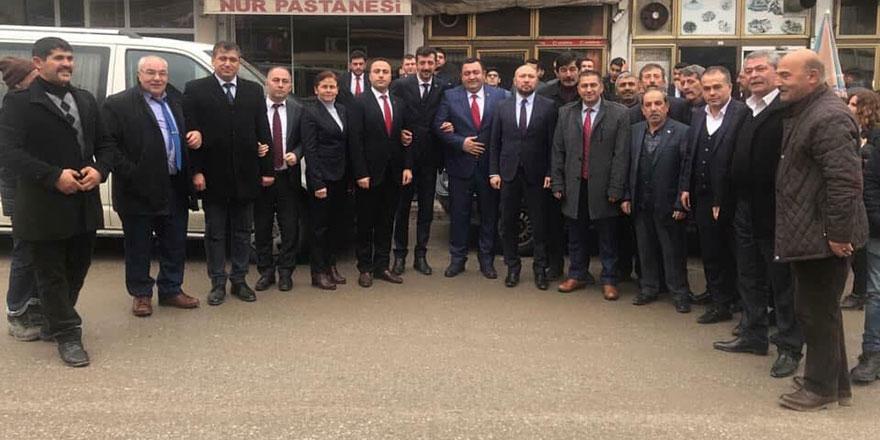 Keskin'de Mustafa Alp Silsüpüroğlu rüzgârı
