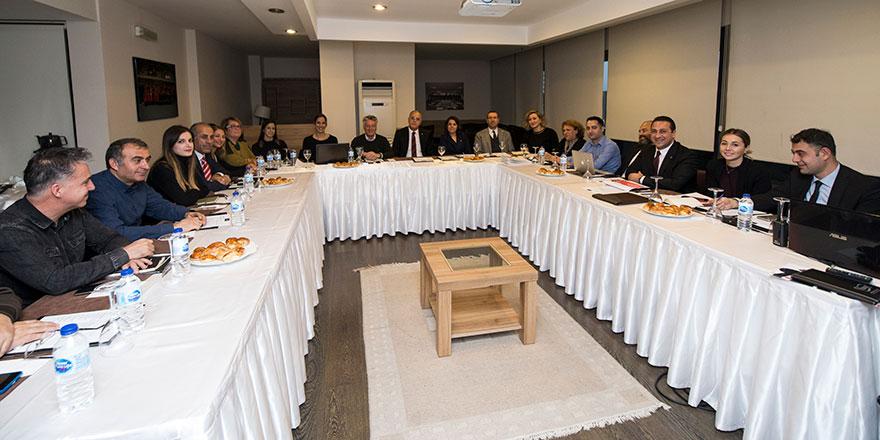 Mehmet Akif Üstündağ: Başarıyı ekip işi getirir