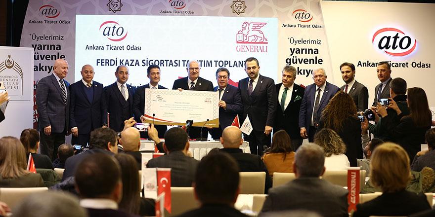 ATO Türkiye'de bir ilke imza attı