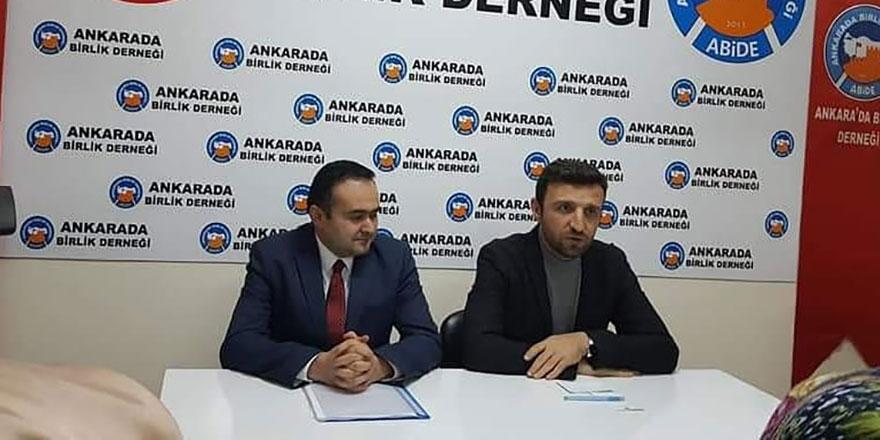 Ankaralıların konuğu Orhan Yeğin oldu