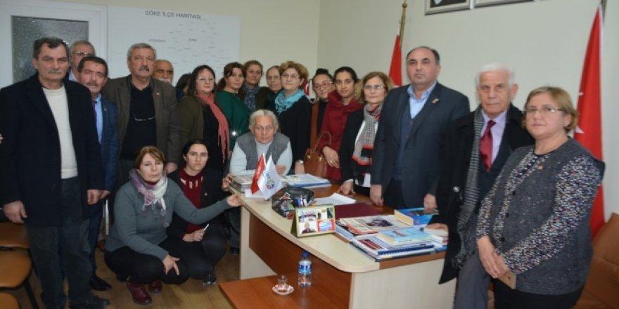 CHP ilçe yönetimi istifa etti