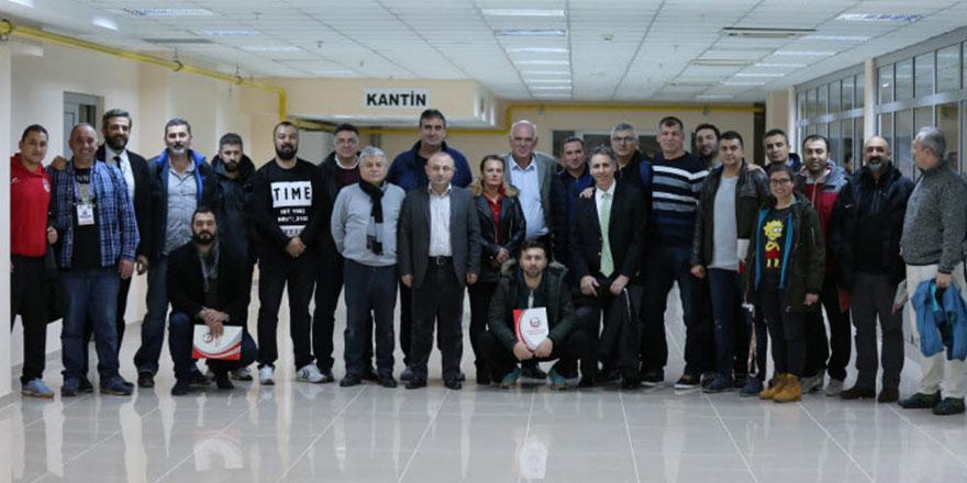 Bilal Eyuboğlu: Lisans kursu Türk antrenörler için bir fırsattır