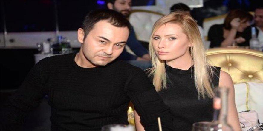 Serdar Ortaç'dan eşi hakkında şok açıklama