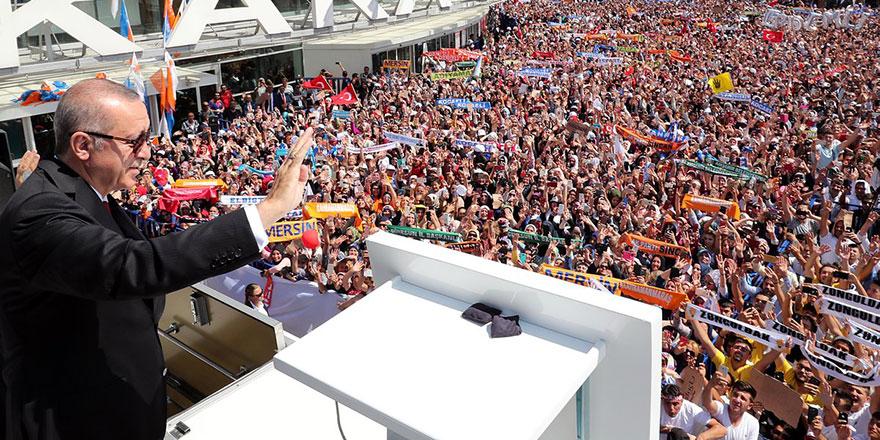 İşte AK Parti'nin Ankara ilçe adayları!