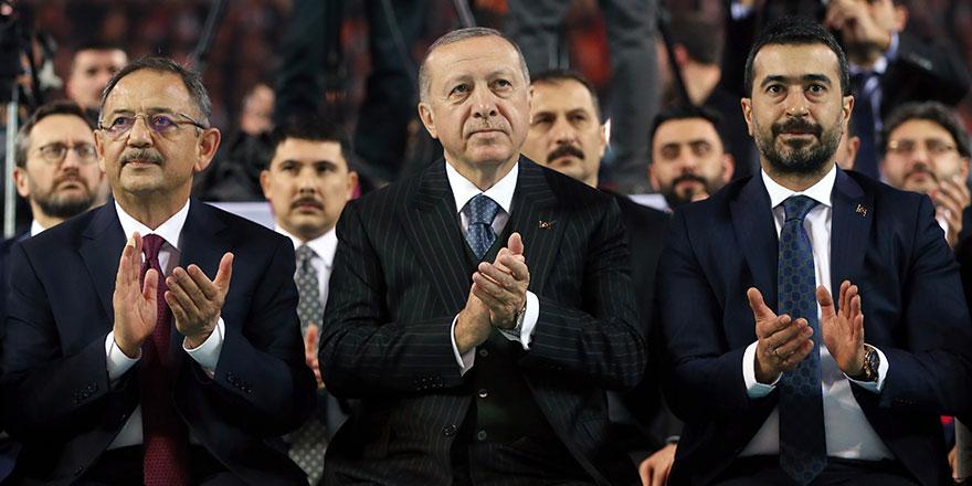 Cumhurbaşkanı Erdoğan Ankara adaylarını açıkladı