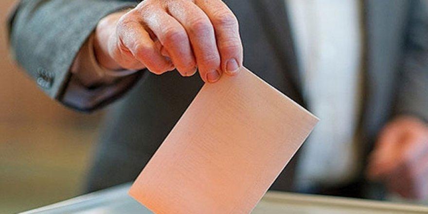 Seçimlere katılacak partiler belli oldu