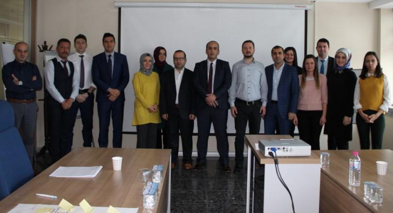 İŞKUR'da Proje Döngüsü Yönetimi Eğitimi gerçekleştirildi