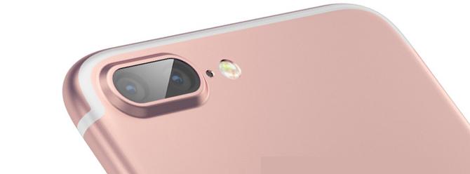 Sadece iPhone 7 Plus çift kameralı olacak!