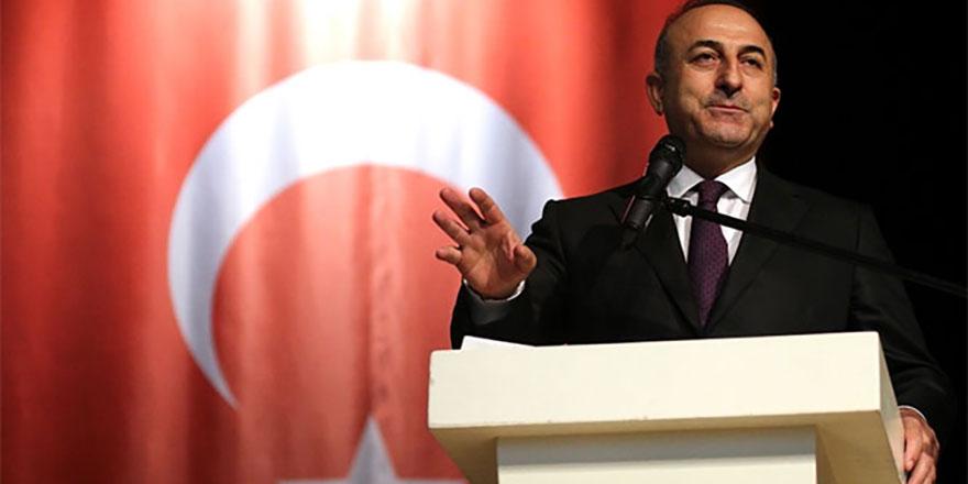 Mevlüt Çavuşoğlu'ndan operasyon sinyali
