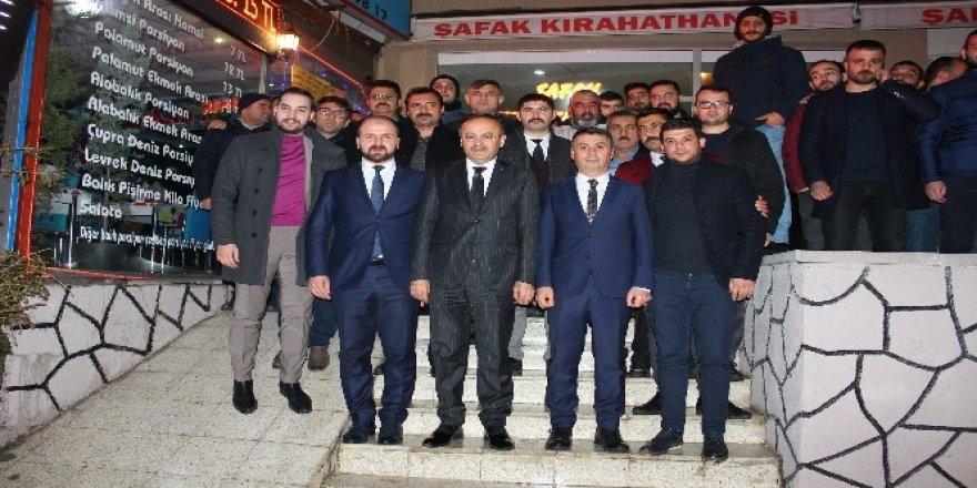Gölbaşı'daki MHP Belediye Başkan Adayı Ramazan Şimşek: Gönüllere gireceğiz