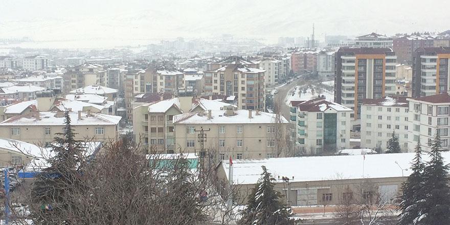 Meteorolojiden 5 il için kar uyarısı yapıldı