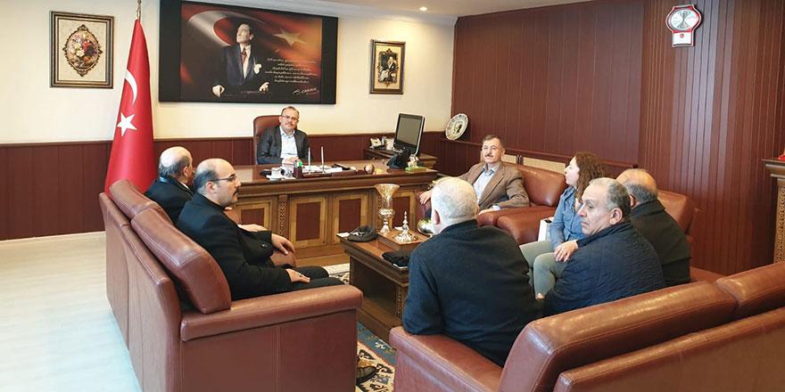 TÜRKİAD'DAN Kırıkkale'ye çıkarma